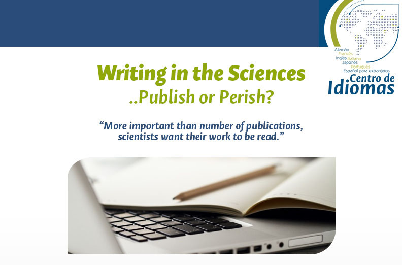 Writing in the Sciences 2017 2 F 01 01